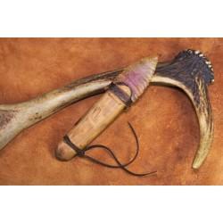 Basketmaker style flint blade knife C1610